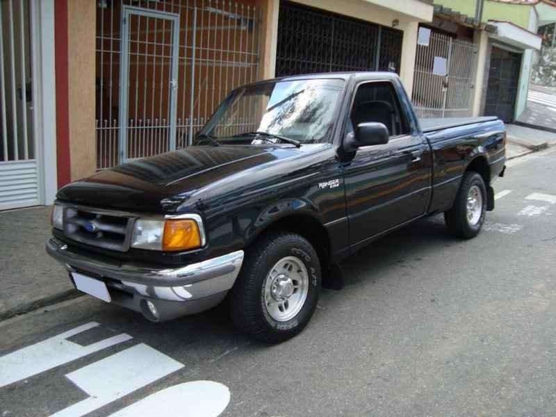 12308 - Ranger XLT 1997