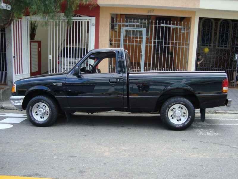 12311 - Ranger XLT 1997