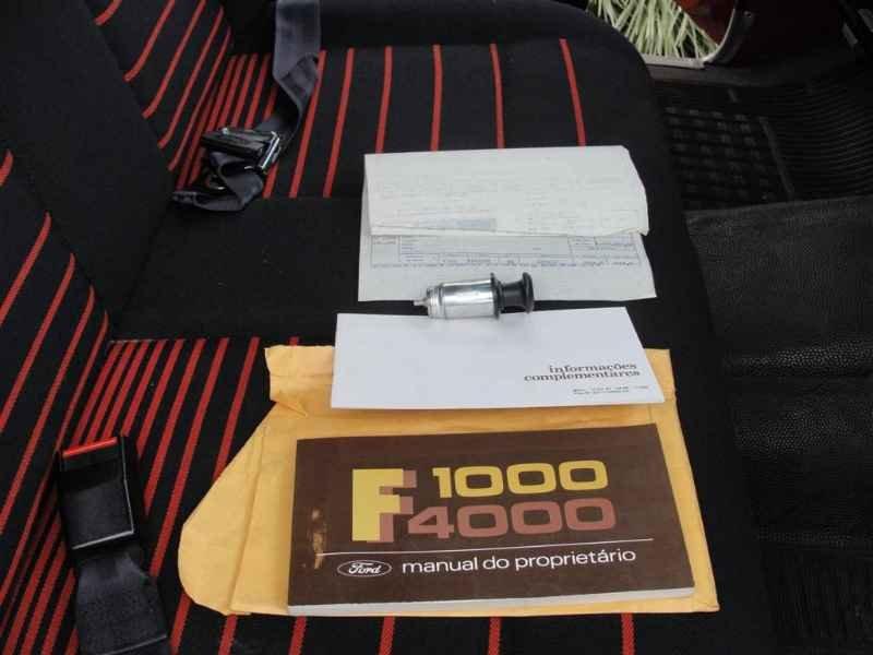 12348 - F-4000 1989 25.000km