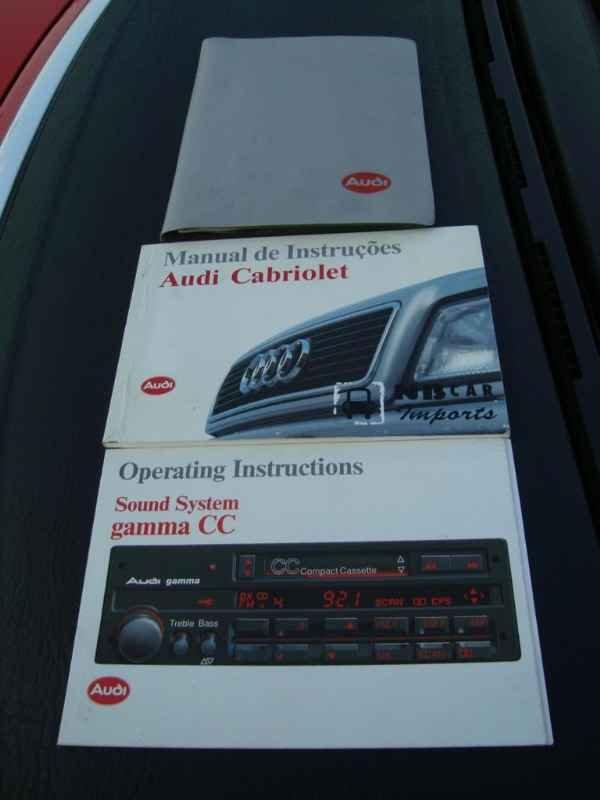 12350 - Audi 80 Cabriolet 1995