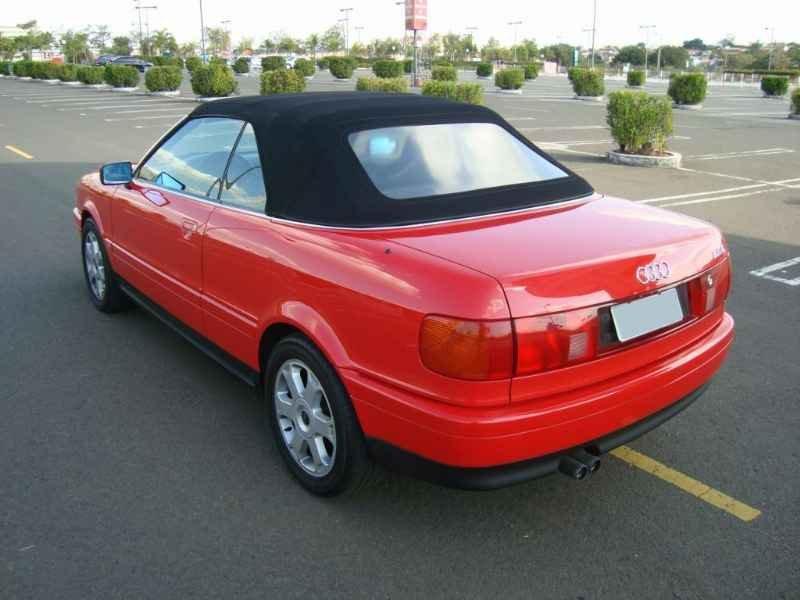 12353 - Audi 80 Cabriolet 1995