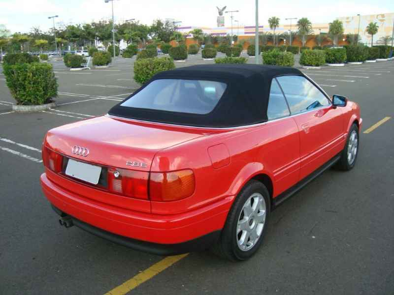 12354 - Audi 80 Cabriolet 1995
