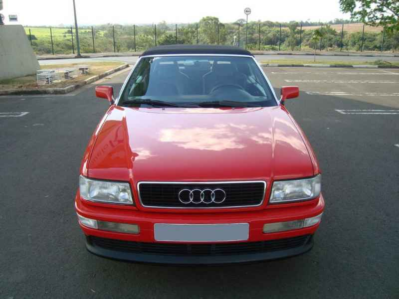 12355 - Audi 80 Cabriolet 1995