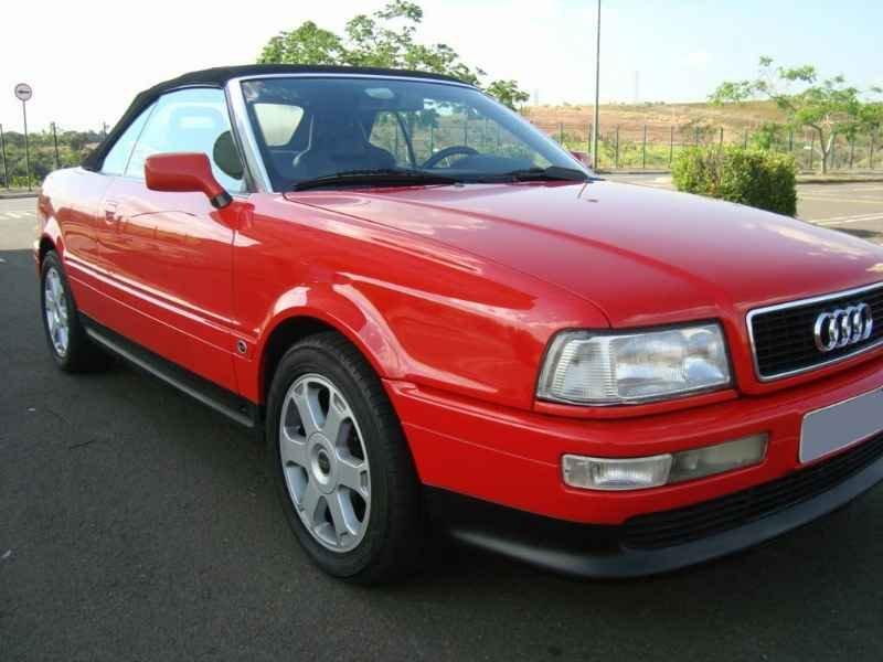 12361 - Audi 80 Cabriolet 1995