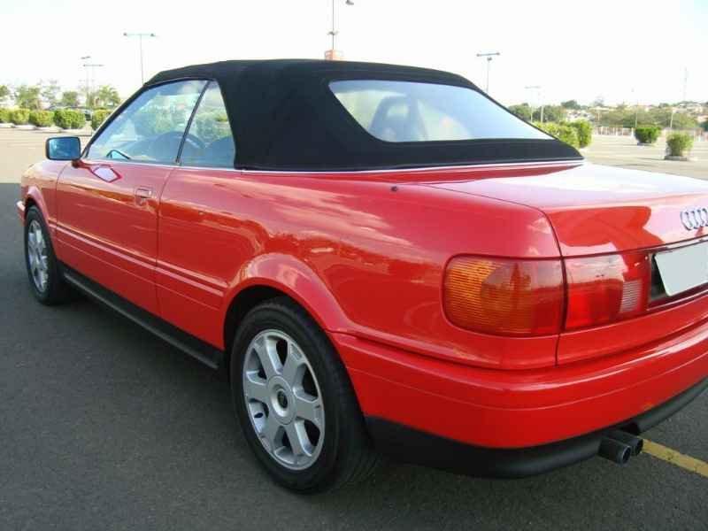 12363 - Audi 80 Cabriolet 1995