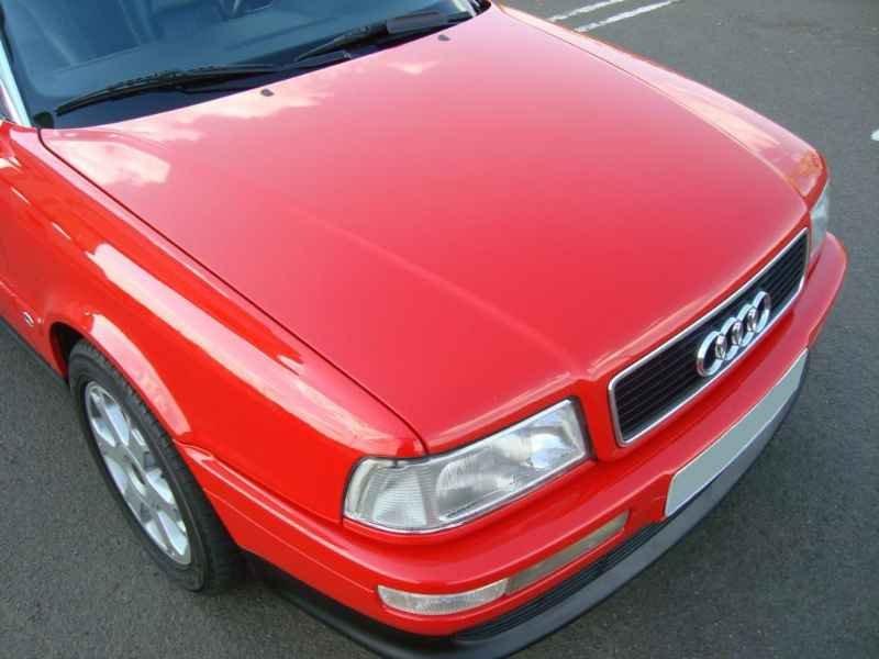 12365 - Audi 80 Cabriolet 1995