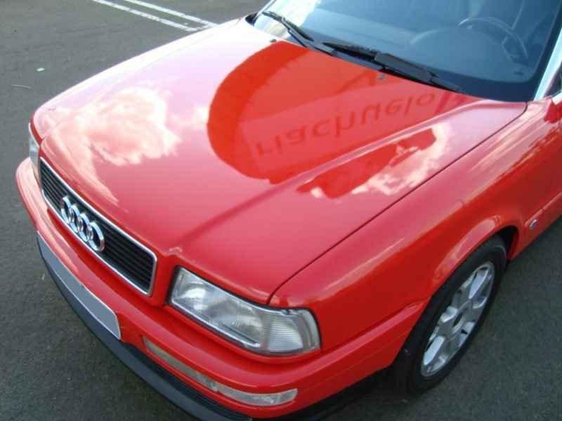 12366 - Audi 80 Cabriolet 1995