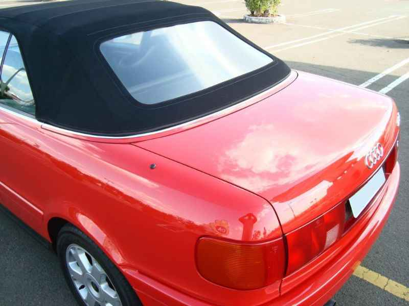 12369 - Audi 80 Cabriolet 1995