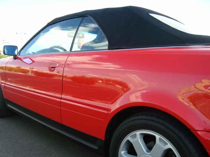 12371 - Audi 80 Cabriolet 1995
