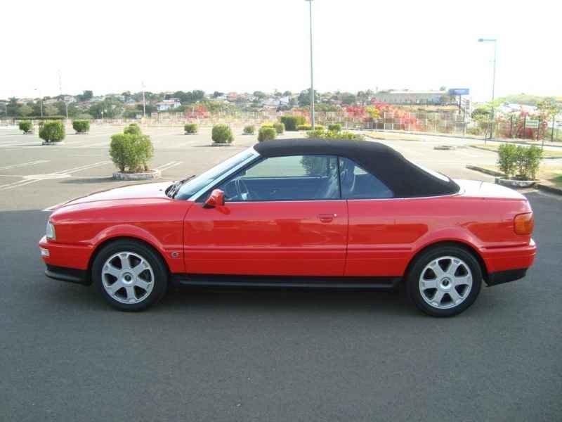 12373 - Audi 80 Cabriolet 1995
