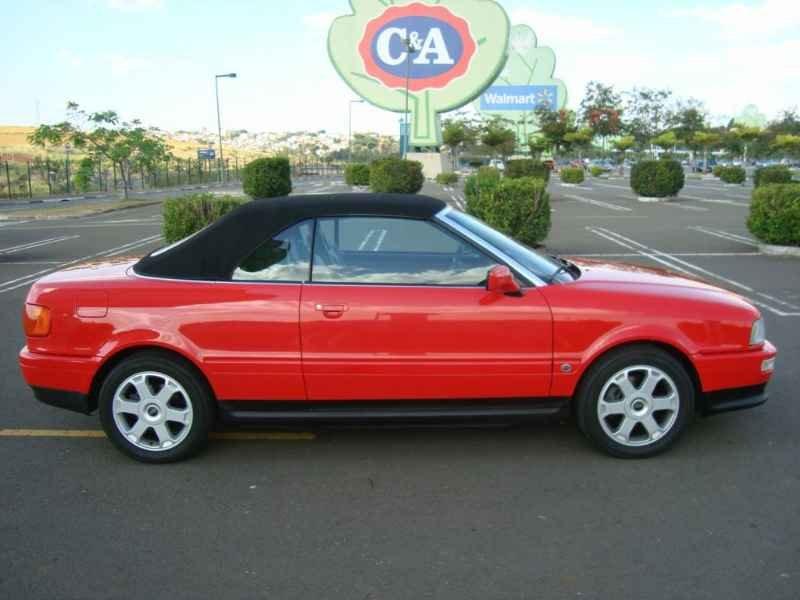 12374 - Audi 80 Cabriolet 1995