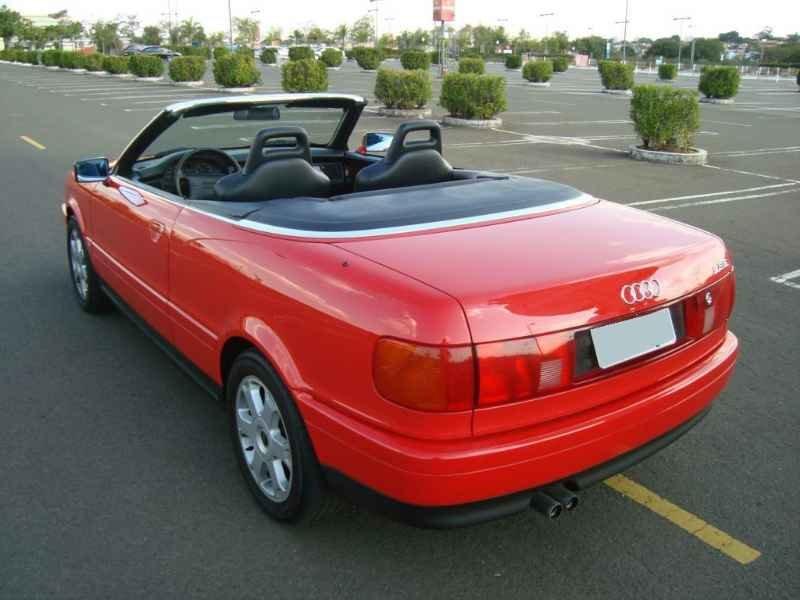 12379 - Audi 80 Cabriolet 1995
