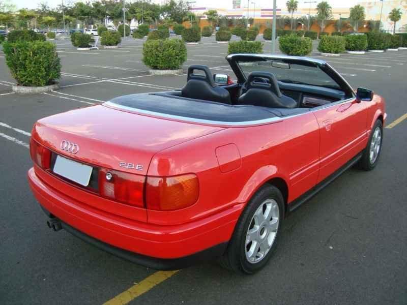 12380 - Audi 80 Cabriolet 1995
