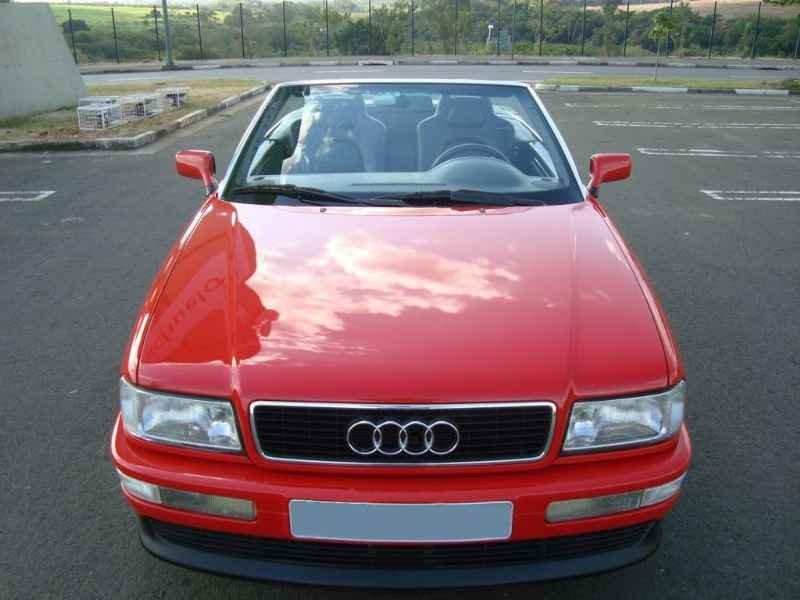 12381 - Audi 80 Cabriolet 1995