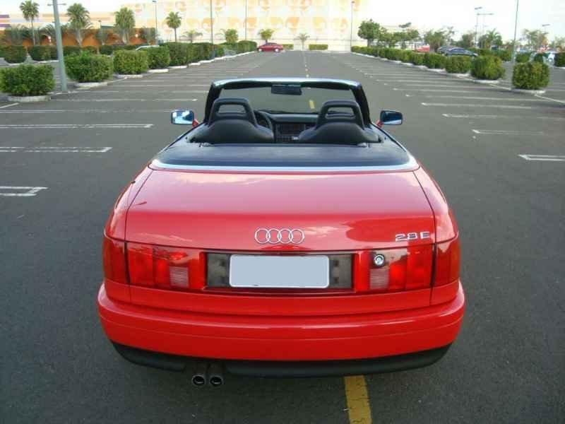 12382 - Audi 80 Cabriolet 1995