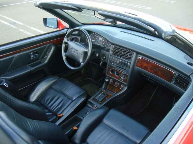 12388 - Audi 80 Cabriolet 1995