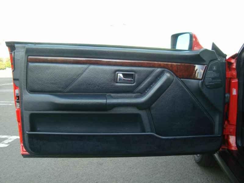 12389 - Audi 80 Cabriolet 1995