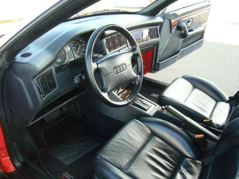 12391 - Audi 80 Cabriolet 1995