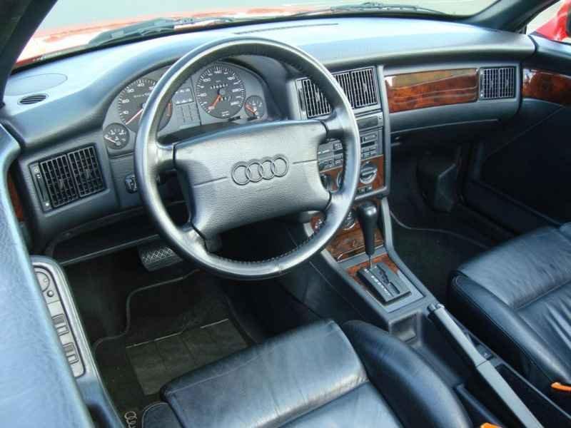 12397 - Audi 80 Cabriolet 1995