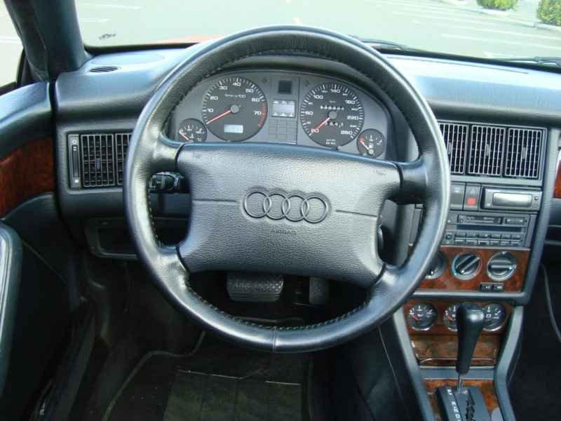 12399 - Audi 80 Cabriolet 1995