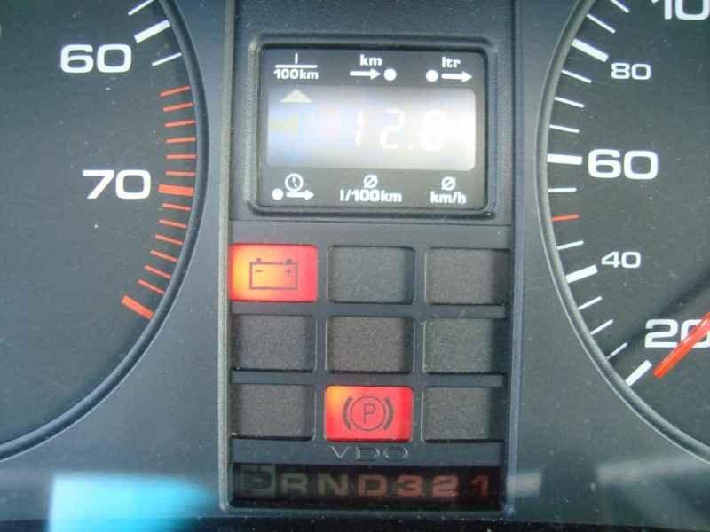 12402 - Audi 80 Cabriolet 1995