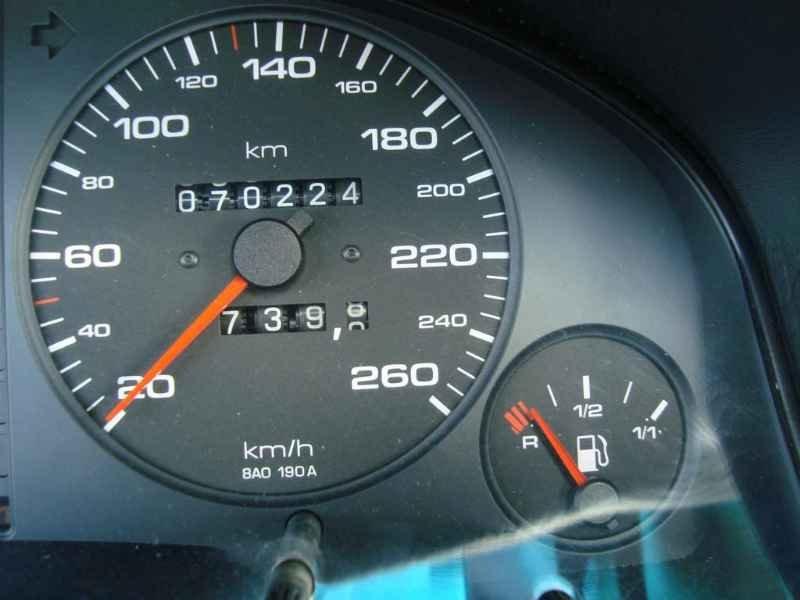 12403 - Audi 80 Cabriolet 1995