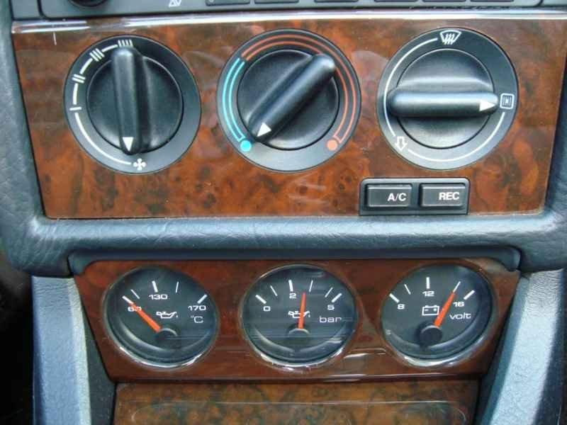 12405 - Audi 80 Cabriolet 1995