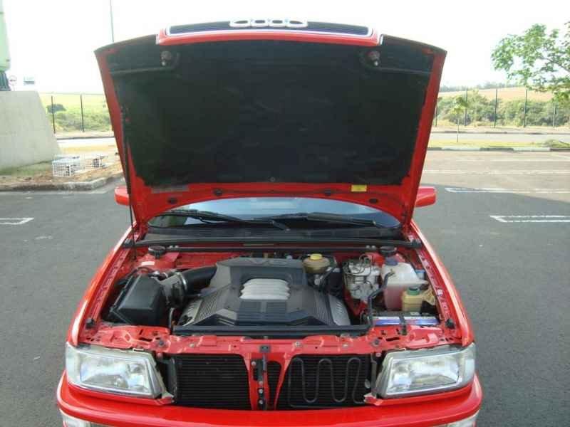12410 - Audi 80 Cabriolet 1995