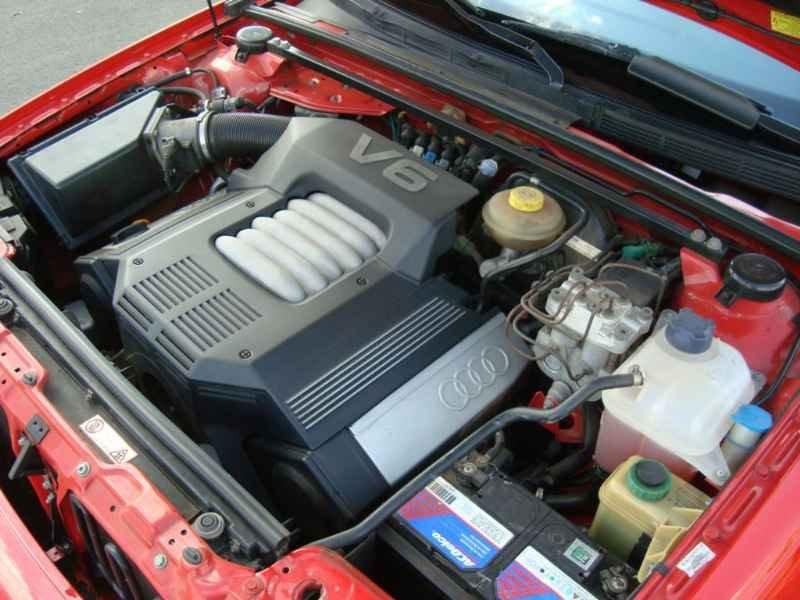 12413 - Audi 80 Cabriolet 1995