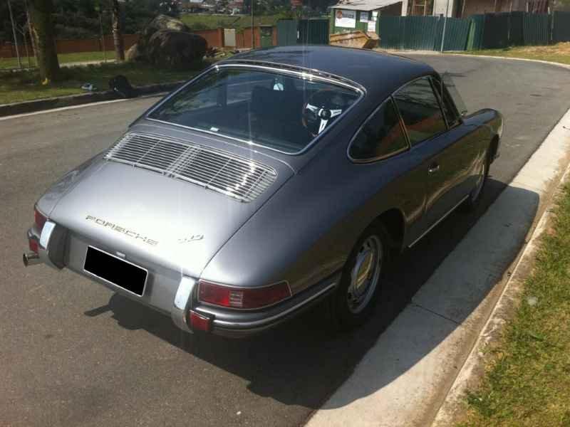12583 - Porsche 912 1966