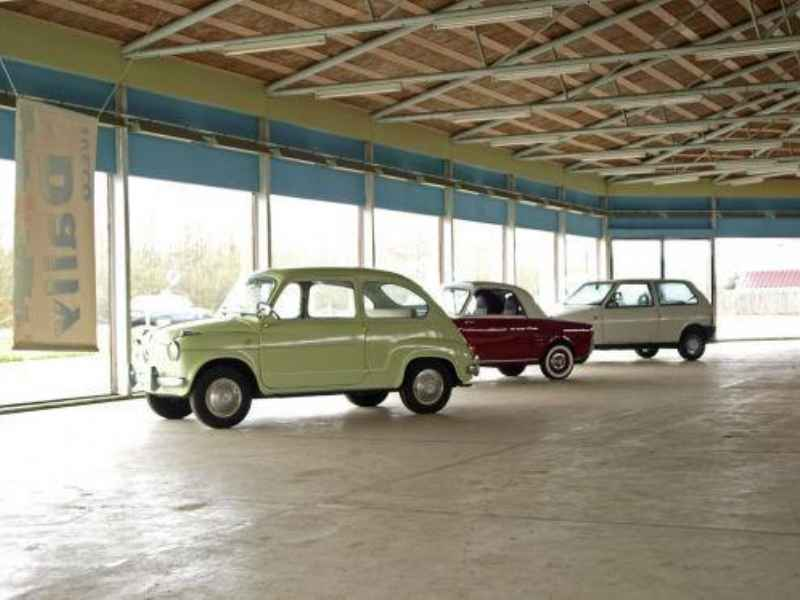 1259 - Concessionaria Fiat Abandonada