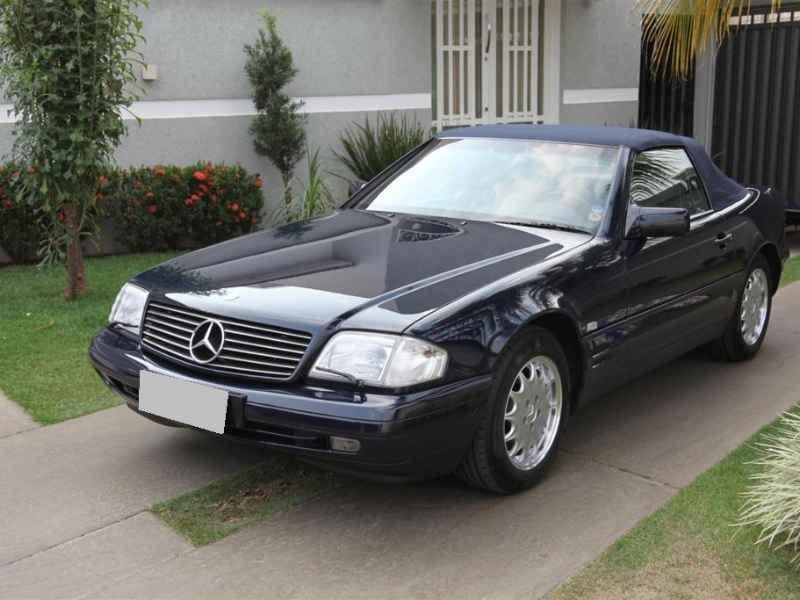 12594 - MB SL 500 V8 1996 23.000km