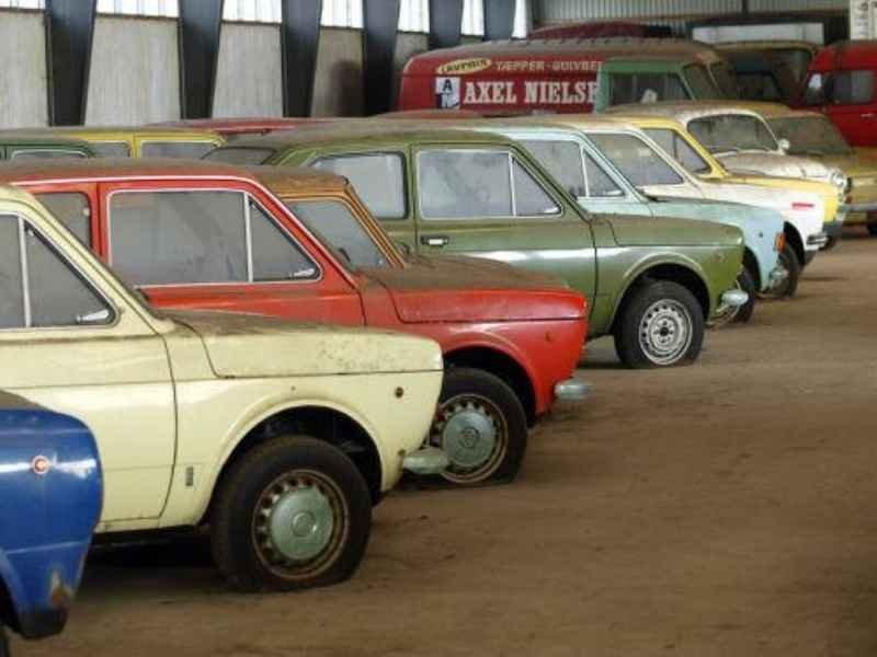 1263 - Concessionaria Fiat Abandonada