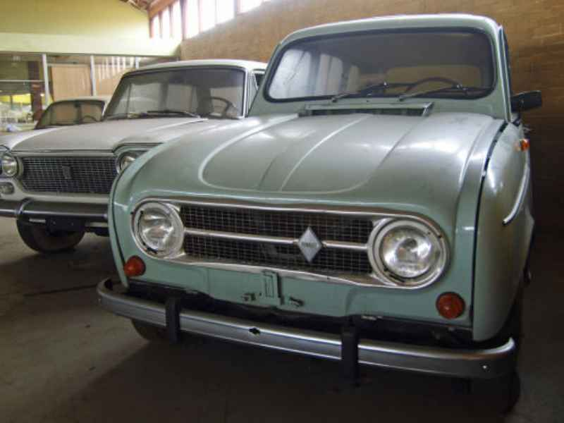 1266 - Concessionaria Fiat Abandonada