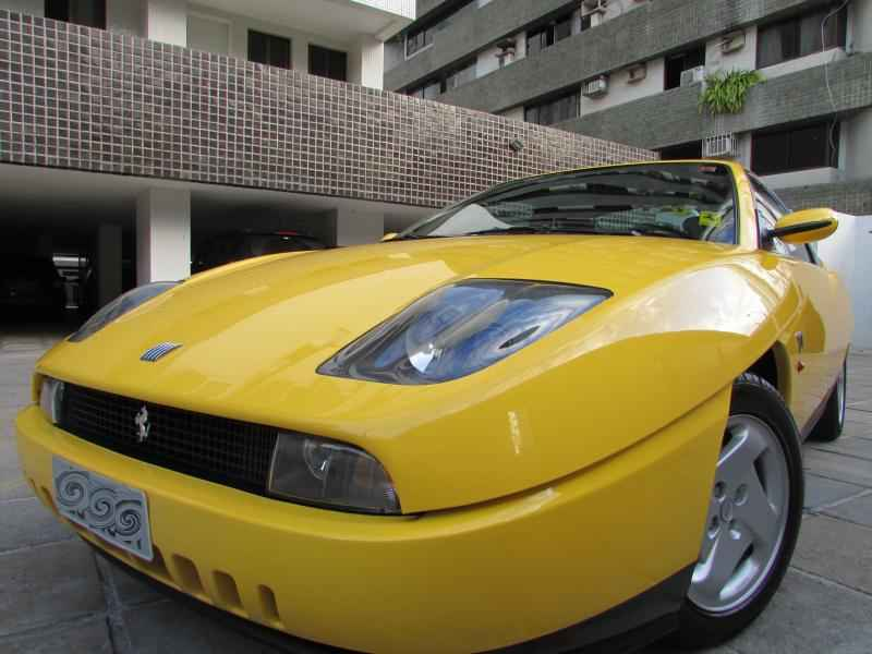 12721 - Fiat Coupe 1996   Raridade