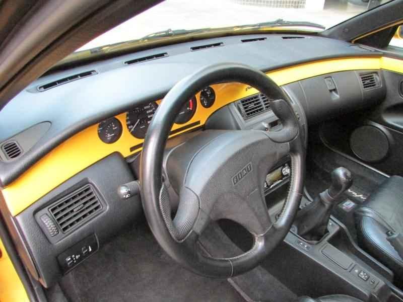 12747 - Fiat Coupe 1996   Raridade