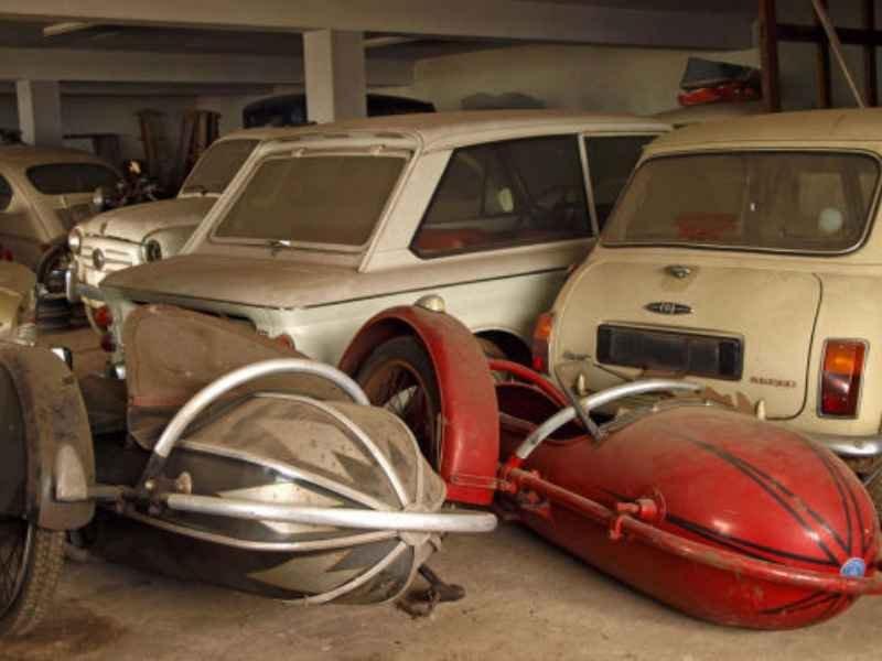 1279 - Concessionaria Fiat Abandonada