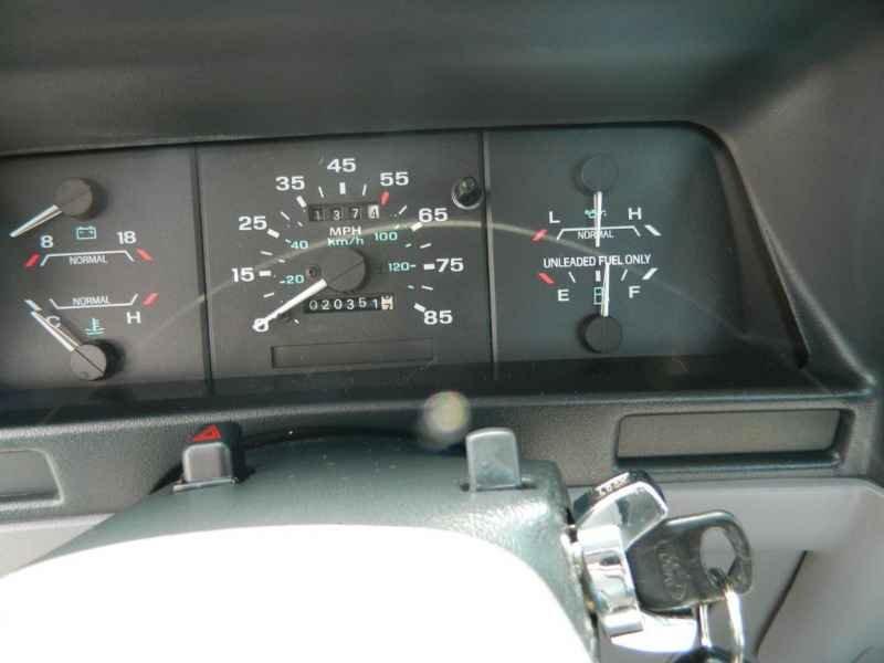 12842 - Ranger XLT 1994 20.000km