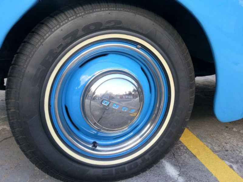 12973 - F-1 V8 1950