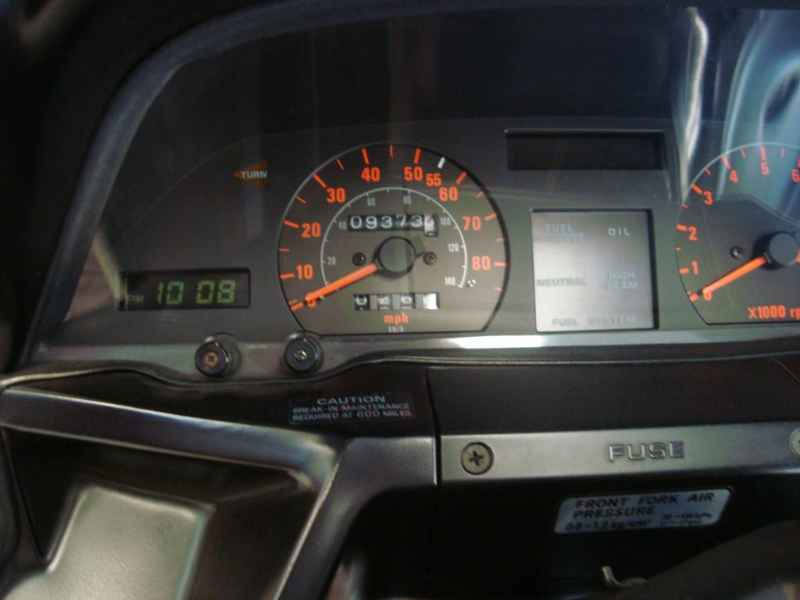 12991 - CX500 TURBO 1982