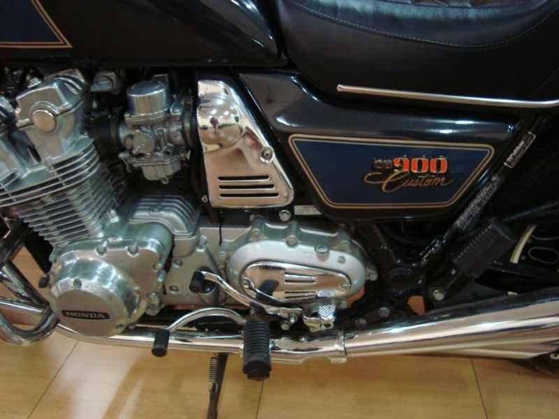 13002 - CB900 Custon