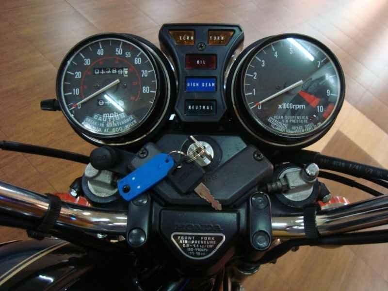 13003 - CB900 Custon