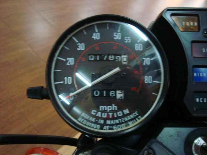 13004 - CB900 Custon