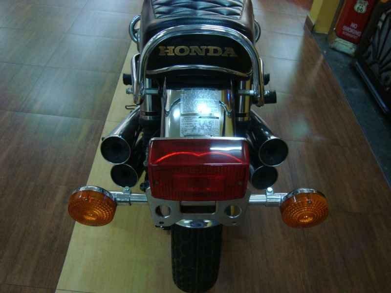 13007 - CB900 Custon