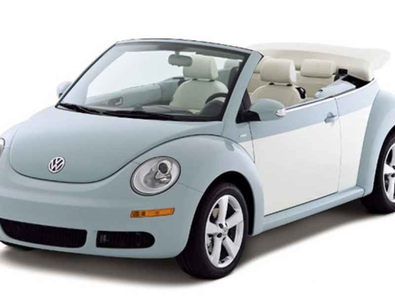 13010 - New Beetle Final Edition