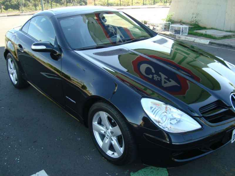 13284 - MB SLK 200 2006