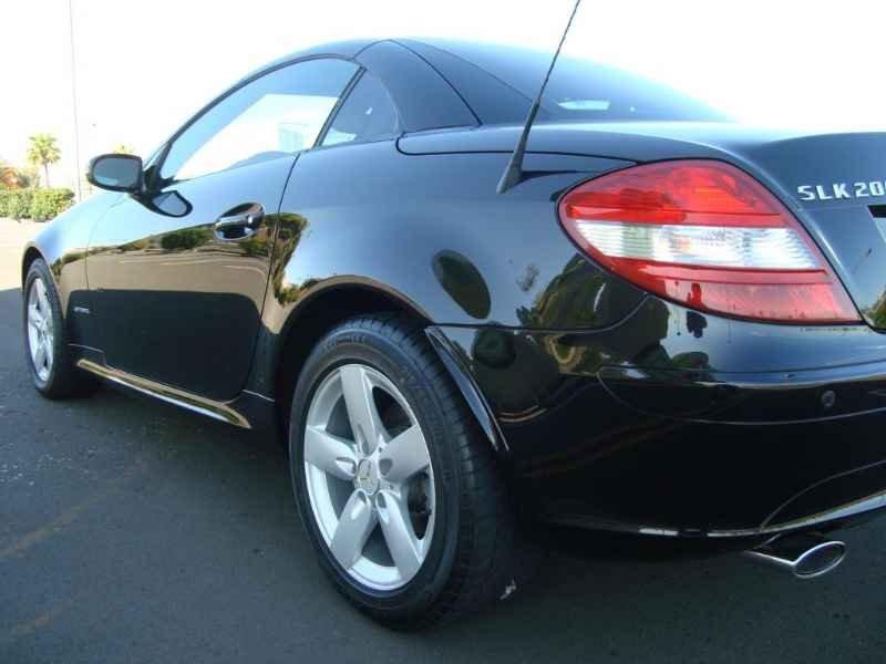 13290 - MB SLK 200 2006