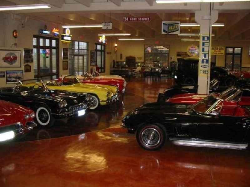 Garagem Internacional GM