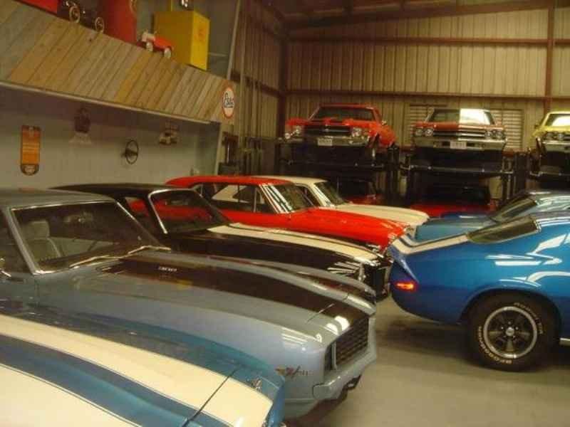 1343 1 - Garagem GM