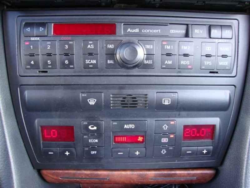 13631 - Audi A6 V6 2.8